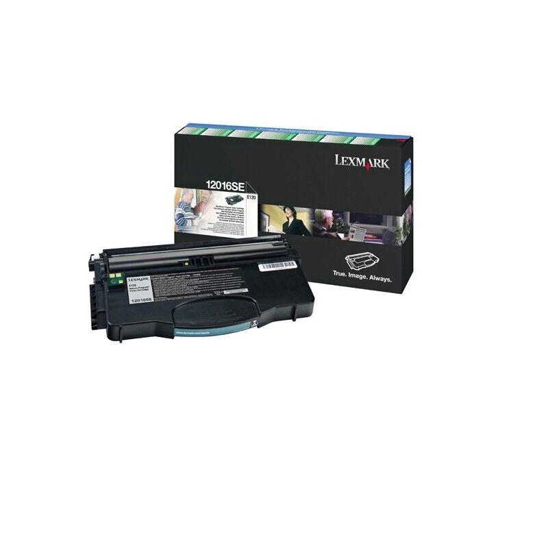 Lexmark Cartouche Toner E120 Noir 2 000 pages LRP