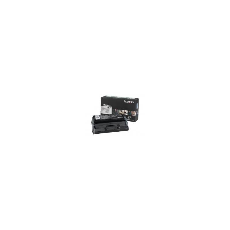 Lexmark Cartouche Toner E32X Haute Capacité Noire 6 000 pages LRP