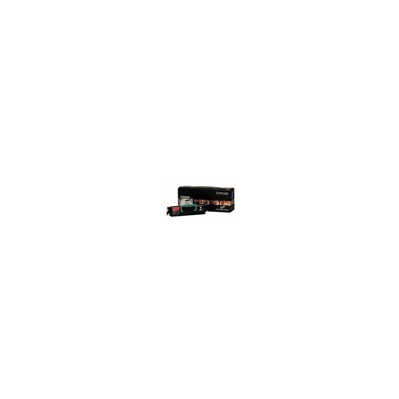 Lexmark Cartouche Toner E33X Haute Capacité Noir 6 000 pages LRP