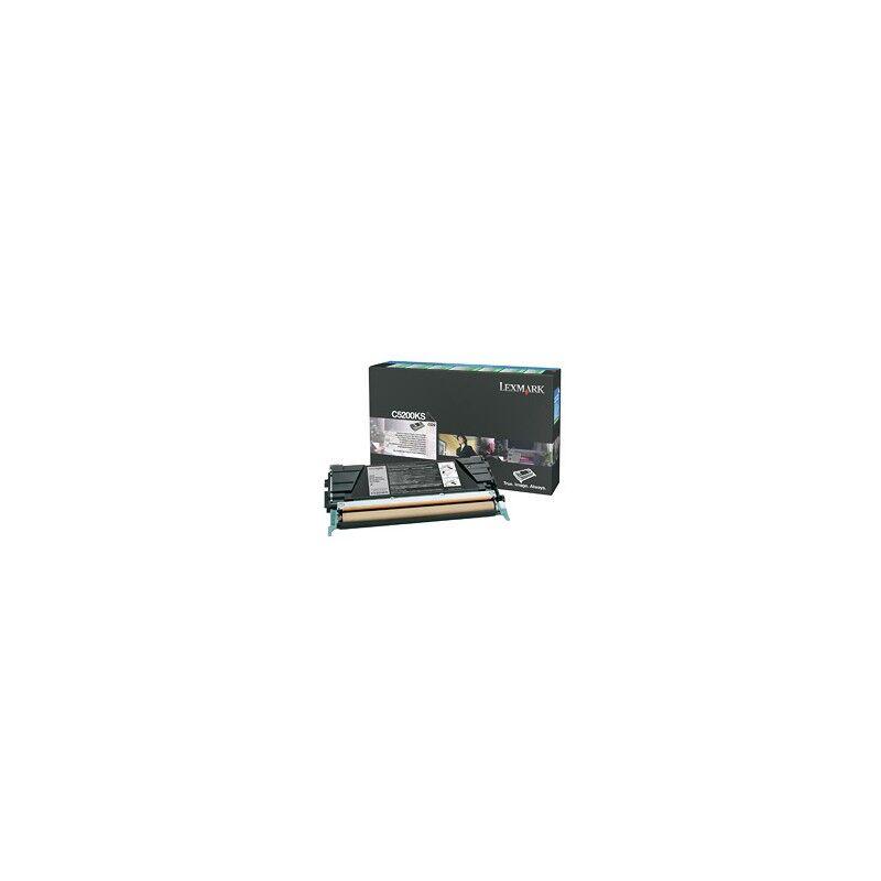 Lexmark Cartouche Toner C5X Noir 1 500pages LRP