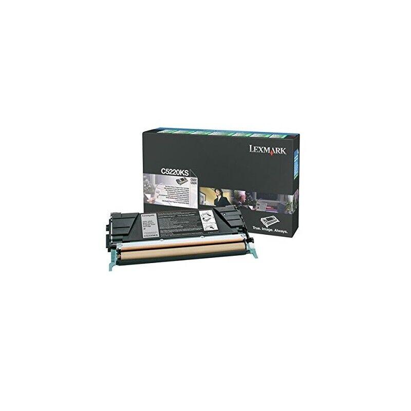 Lexmark Cartouche Toner C5X Noir 4 000 pages LRP