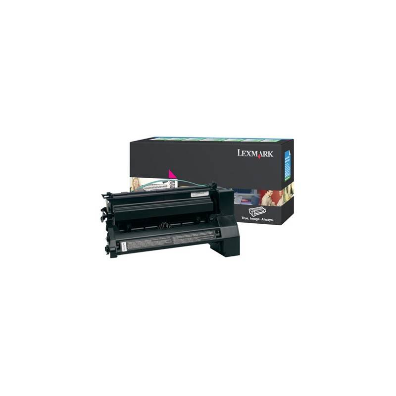 Lexmark Cartouche Toner C78X Magenta 10 000 pages LRP