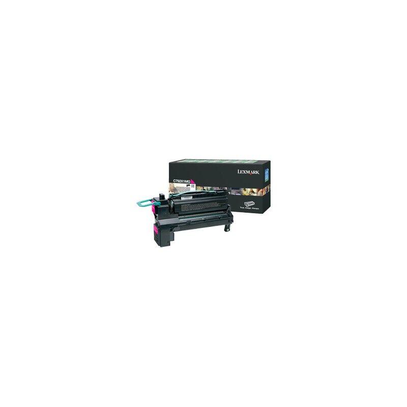Lexmark Cartouche Toner C792 Magenta 20 000 pages LRP