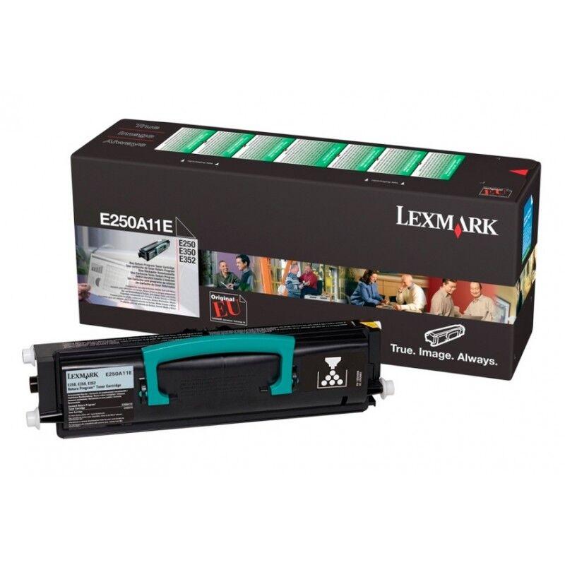 Lexmark Cartouche Toner E250 Noir 3 500 pages LRP