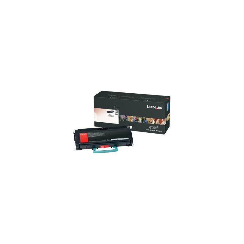 Lexmark Cartouche toner E260 Noire Reconditionnée 3500 pages