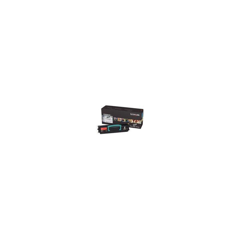 Lexmark Cartouche Toner E350 HC Noire Reconditionnée 9000 pages
