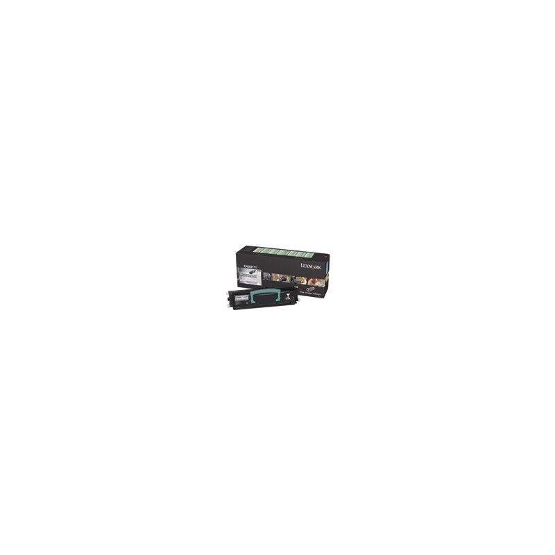 Lexmark Cartouche Toner E450 Haute Capacité Noir 11 000 pages LRP