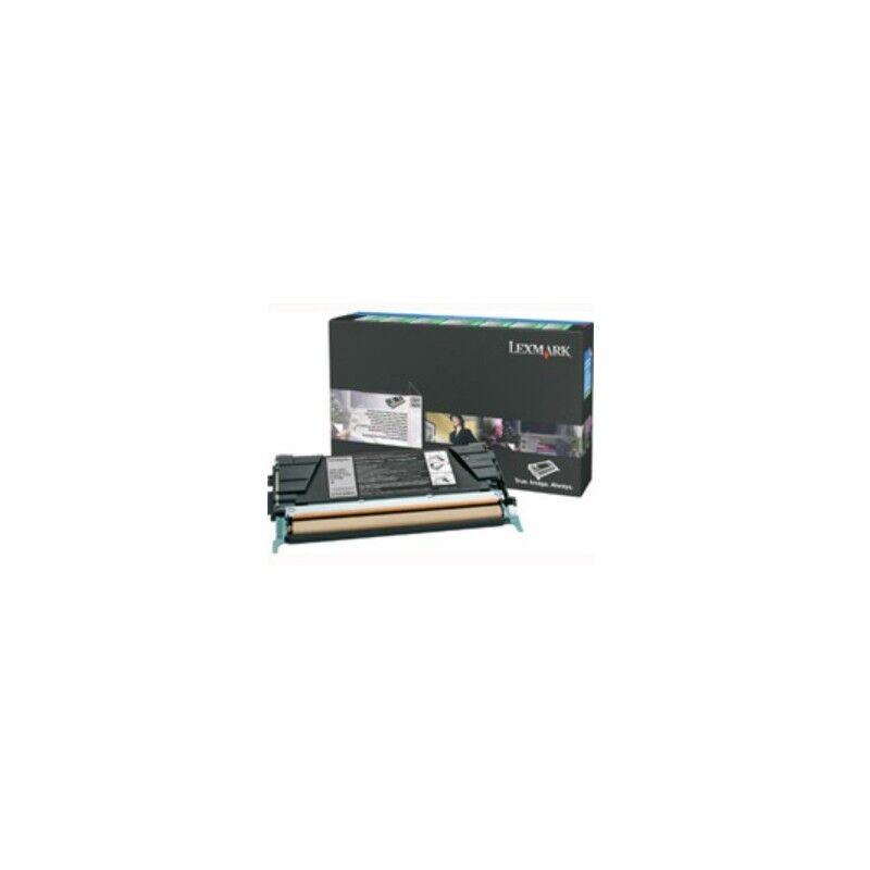 Lexmark Cartouche Toner E460 THC Noire reconditionné 15 000 pages