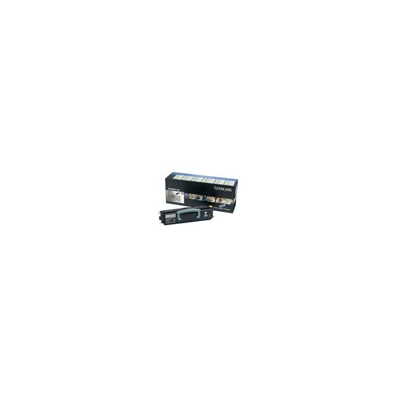 Lexmark Cartouche Toner X342 Haute Capacité Noir 6 000 pages LRP