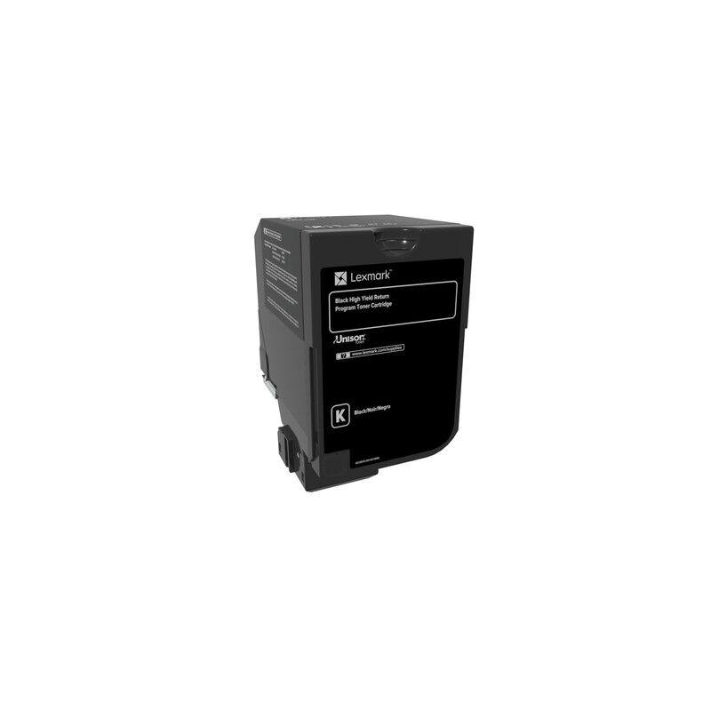 Lexmark Cartouche toner LRP Haute capacité Noir 25 000 pages