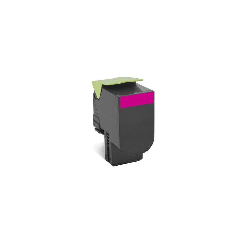 Lexmark Cartouche Toner 702HM Haute Capacité Magenta 3 000 pages
