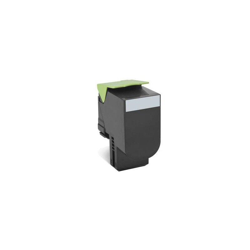 Lexmark Cartouche Toner 802HK Haute Capacité Noir 4 000 pages