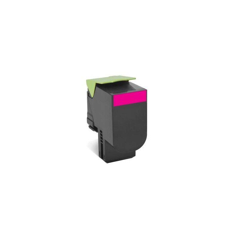 Lexmark Cartouche Toner 802XM Très Haute Capacité Magenta 4 000 pages