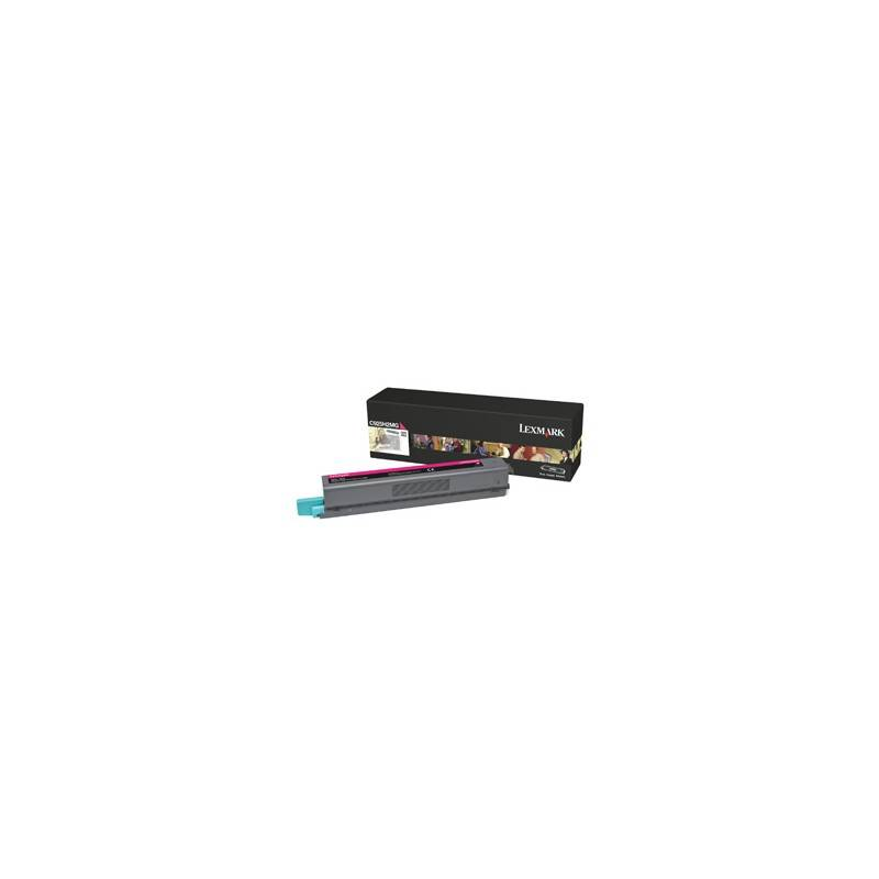 Lexmark Cartouche Toner C925 Magenta 7 500 pages