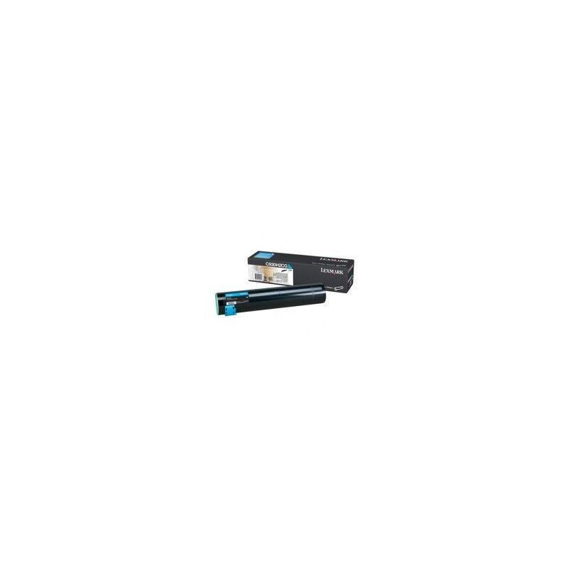 Lexmark Cartouche Toner C935 Haute Capacité Cyan 24 000 pages