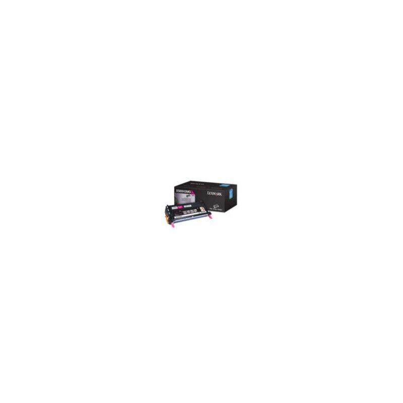 Lexmark Cartouche Toner X560 Haute Capacité Magenta 10 000 pages