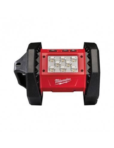 Milwaukee Projecteur LED de chantier sans fil 18V Li-Ion M18 AL-0 (machine seule)   4932430392 - Milwaukee