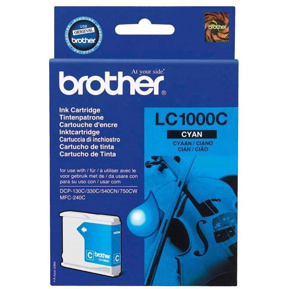 Cartouche fax brother cyan