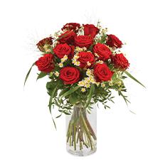Interflora Rouge idylle
