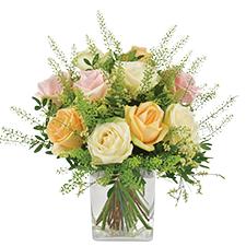 Interflora Rose melba