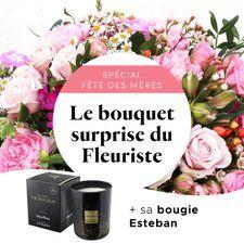 Interflora Le bouquet étincelant du fleuriste