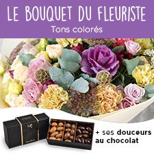 Interflora Bouquet gourmand du fleuriste