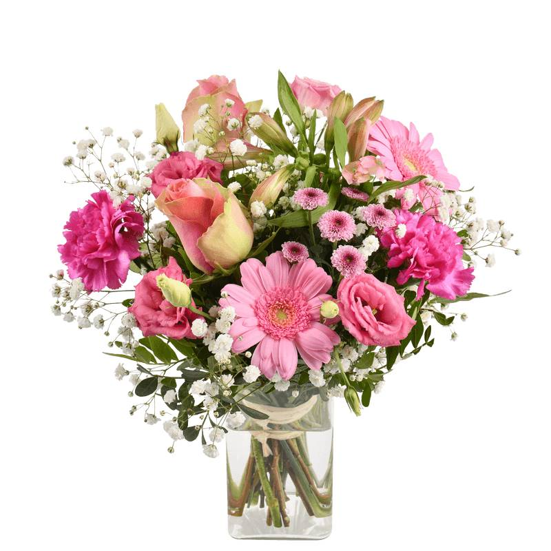 Interflora - Livraison de Fleurs - Bouquet Rosalie