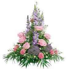 Interflora Elégance rose