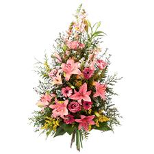 Interflora Symphonie rose