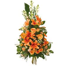 Interflora Hommage orange