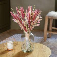 Interflora Brins Bucoliques et son vase