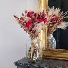 Interflora Béguin Folk et son vase