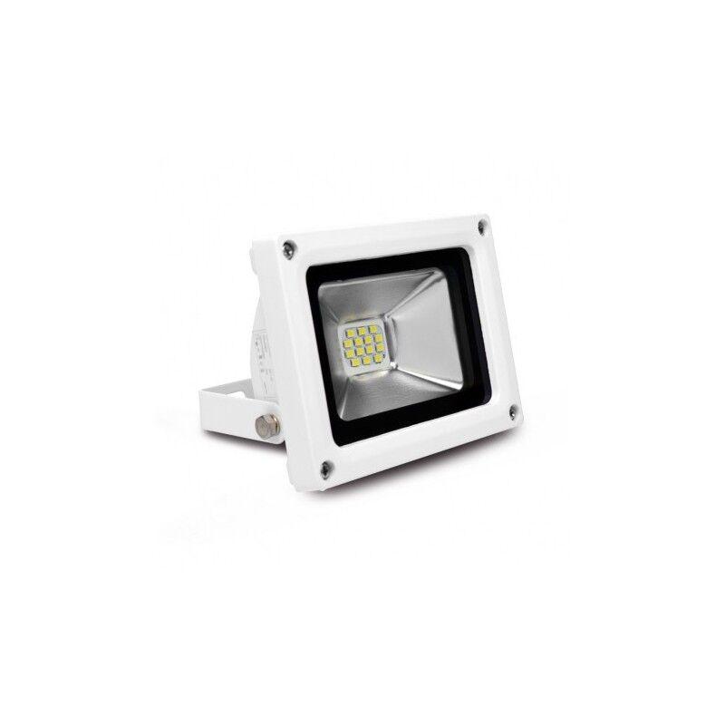 VISION EL Projecteur extérieur LED 10W 6000°K - Blanc