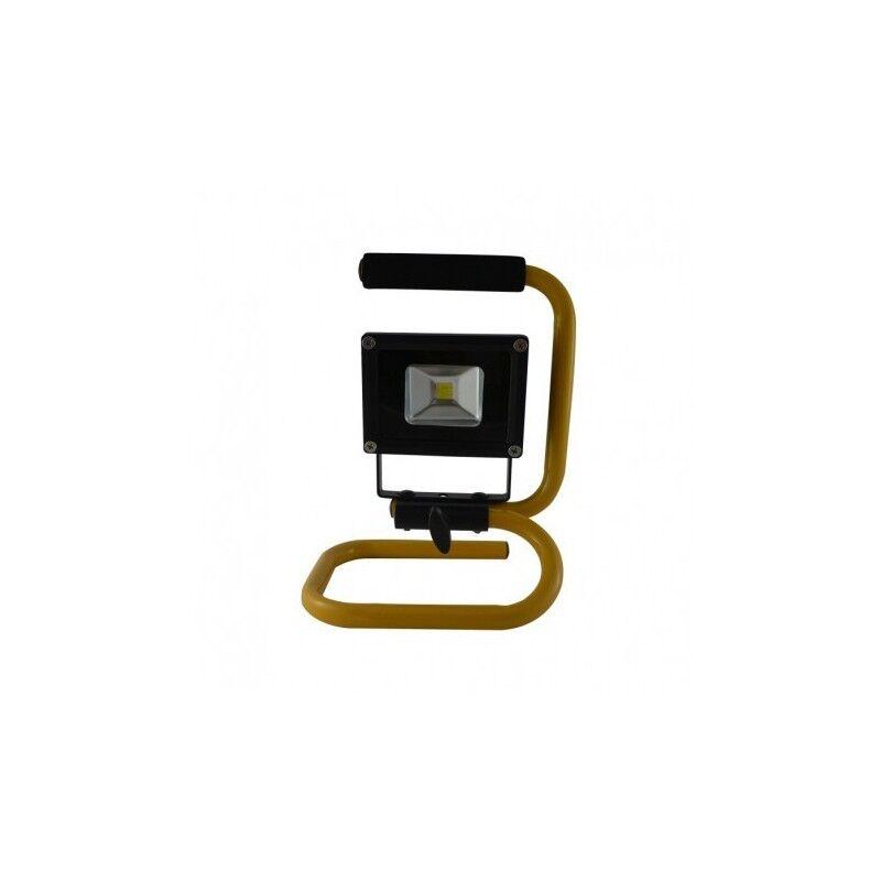 VISION EL Projecteur extérieur LED portatif 10W 6000°K