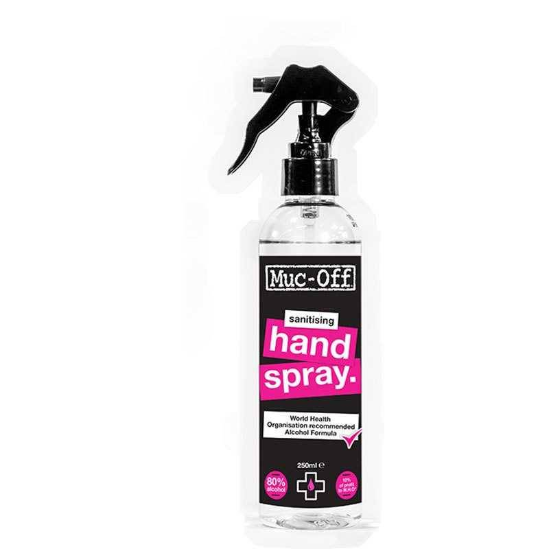 No Name Spray muc-off désinfectant main 250ml