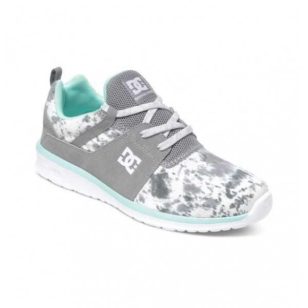 DC Shoes Chaussures DC SHOES Heathrow SE basses gris camo