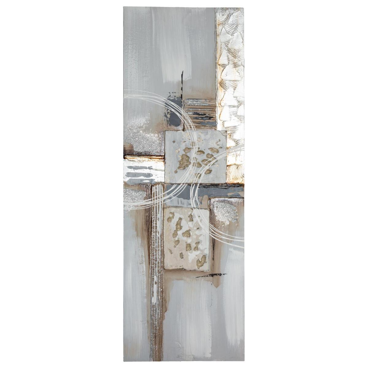 Atmosphera Toile peinte Abstrait 30x90