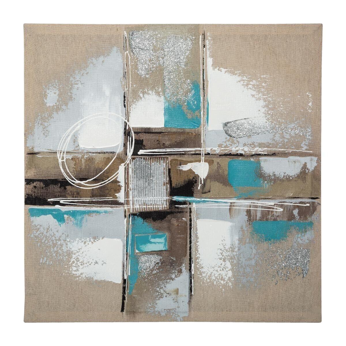 Atmosphera Toile peinte Abstrait 48x48
