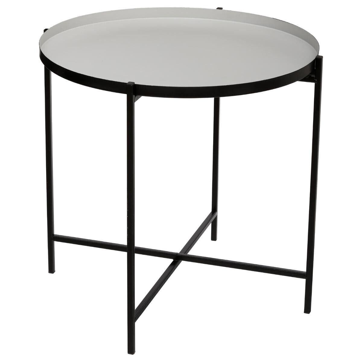 Atmosphera Table à café Grise