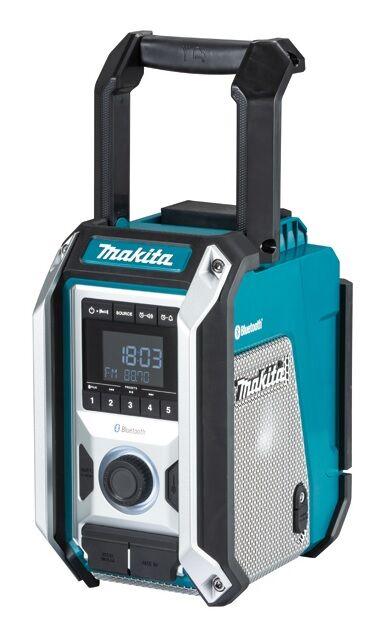 MAKITA Radio de chantier 12 à 18 V Li-Ion (Produit seul) enceinte WOOFER - MAKITA - DMR114