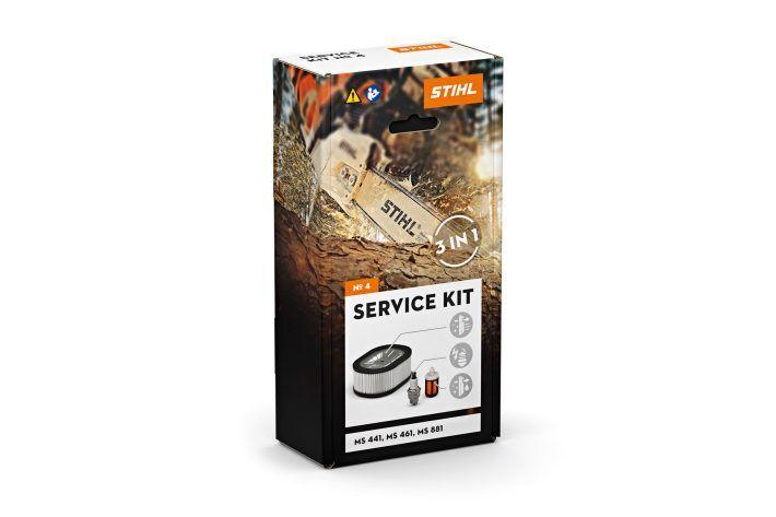 STIHL Kit d'entretien tronçonneuse MS 881 Service kit n°4 - STIHL - 1124-007-4102