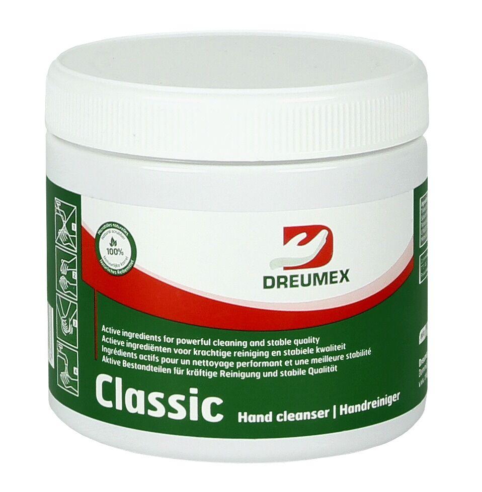 DREUMEX Savon classique gel à microbilles pot 600 ml - DREUMEX - 10906001001
