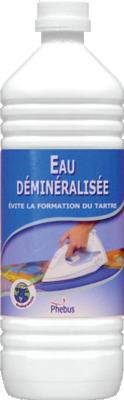 BRABANT Eau démineralisée 1 L - CHARBONNEAUX-BRABANT - EAU.DEMIN.1L