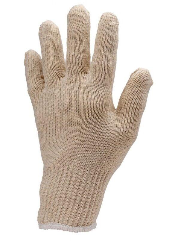 COVERGUARD Gants de travail tricot coton taille 8 - EUROTECHNIQUE - 4300
