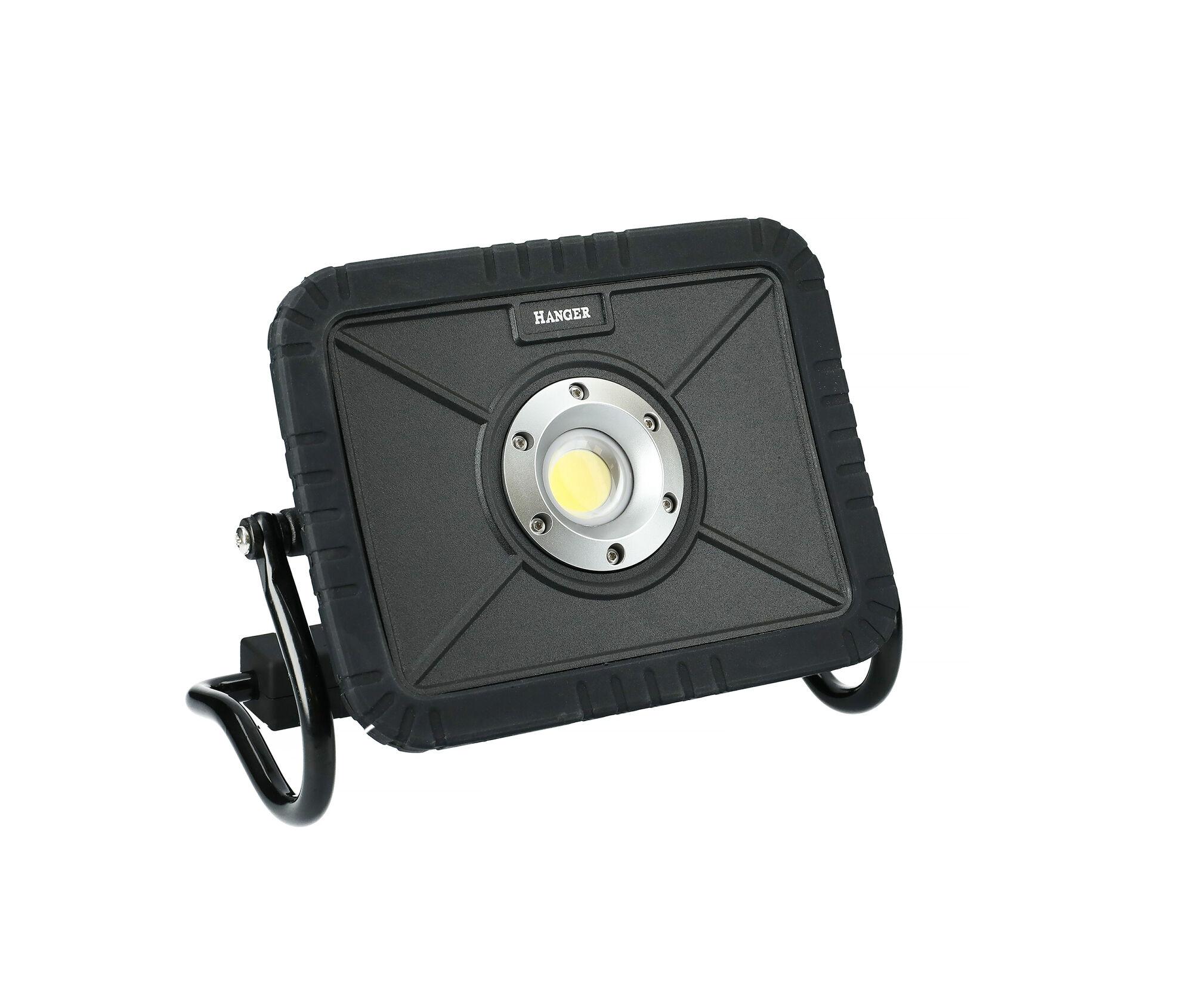 HANGER Projecteur de chantier 20W LED sur batterie - HANGER - 170503