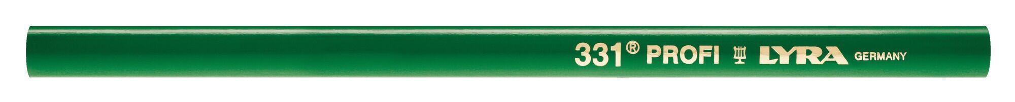 LYRA GERMANY Crayon de maçon vert 30 cm - LYRA - L4313103