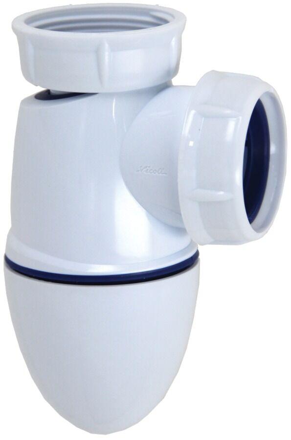 NICOLL Siphon d'évier à joint intégré - NICOLL - 0224286