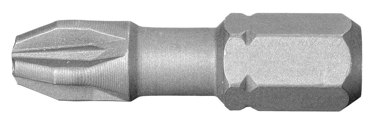 FACOM Embout 1/4'' PZ1 longueur 25 mm série 1 'High Perf' - FACOM - ED.101T