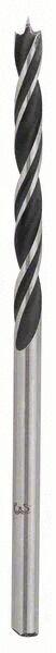 BOSCH Mèche hélicoïdale diamètre 3 x 60 longueur utile 30 mm pour le bois - BOSCH - 2608596300