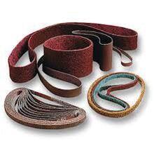 3M ABRASIFS Bande abrasive toile 3M™ 341D 9x533 mm G40 - 3M ABRASIFS - 1183586